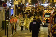 'Paris is on fire' boasts jihadist social media / @politico_eu | #socialpolitics #socialmedia #socialgeo