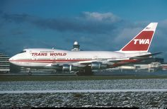 Trans World Airlines N57203 Boeing 747SP-31 aircraft picture