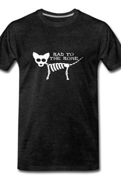 This bad to the bone Men's Premium T-Shirt is a symbol of cute, funny, cool, unique, and happiness to wear. Modern and handsome, this cat art is truly the perfect gift for any cat lover in your life.