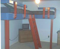 L Shaped Loft