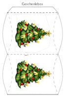 FREE printable box // Adventkalender drucken