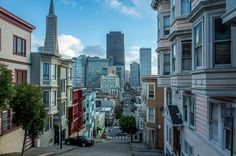 San Francisco, California by Serge by San Francisco Feelings