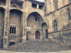 Palau Reial-Barcelona