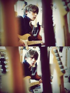 This is jake bugg. Please go listen to his music. It's lovely.