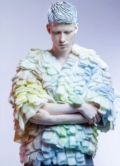 Lessons in Impressionism with Chow Ka Wa Key at Hong Kong Fashion Week