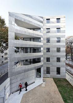 Josephine baker house paris project