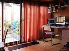Garden Office Spotlight - SIPS Garden Rooms - steel clad outside and industrial-looking inside - http://www.workfromhomewisdom.com/2015/04/13/garden-office-spotlight-is-back/