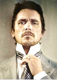 Christian Bale (Christian Charles Philip Bale) (born Haverfordwest (Wales), January 30, 1974)