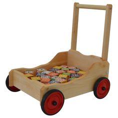 Natalia's Walker Wagon