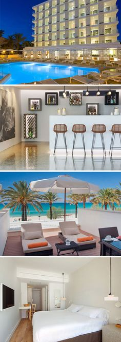 Genieten van een Spaanse zonvakantie in mediterrane én hippe stijl? Ga naar HM Balanguera Beach in Playa de Palma op Mallorca. Dit viersterren hotel ligt op loopafstand van het centrum en de stad, beschikt over een spectaculaire skybar en biedt de mogelijkheid om all inclusive te verblijven.