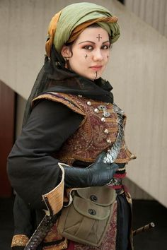 foto: Jeni Hellum Adding a Multicultural Touch to Steampunk Without Being an Insensitive Clod