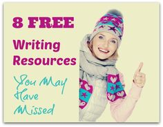 8 Writing Resources You May Have Missed: Useful and Free - Angela Booth's Fab Freelance Writing Blog via @Angela Booth