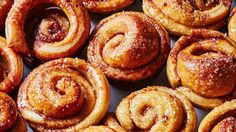 Too many morning buns for your crowd? This recipe halves easily.