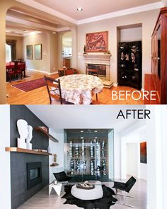 Before and After: Modern Bachelor