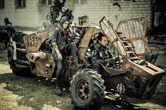 #wasteland #warriors  The Trelicopter - VII by WastelandWarriors.deviantart.com on @deviantART