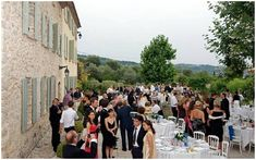Behind The Doors Of Beautiful Wedding Venues In South France Dinner And
