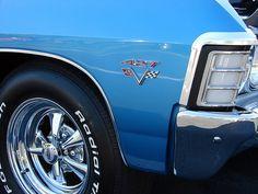 1967 Chevy Impala SS 427 by Adams Shoebox, via Flickr