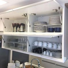 Creative Hidden Kitchen Storage Solutions Kitchen Decor The hidden kitchen storage cabinets can save you time and money in getting organized. These cabinets are smaller, but they can make an amazing differe. Kitchen Storage Hacks, Kitchen Cabinet Organization, Home Organization, Cabinet Ideas, Organizing Ideas, Kitchen Cabinets, Island Kitchen, Kitchen Pantry, Kitchen Hacks
