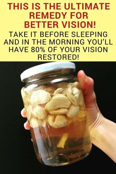 Ultimate remedy for restoring your vision! #remedy #vision #eyes #eyecare