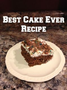 """Some people call this """"Better Than Sex Cake"""". Click for this delicious recipe."""