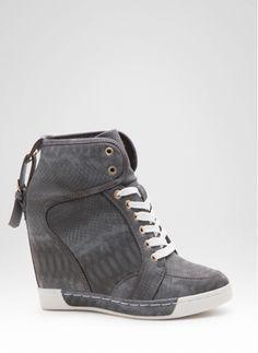 Trampki Koturny Chris Dark Grey Sneakers