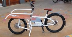 Amigos de la bicicleta-Bicicleta de carga con asistencia eléctrica