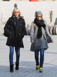 Jessica Biel Explores Paris in Style
