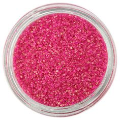 NEW @ Layer Cake Shop!  Raspberry Rose Sanding Sugar!  #pink #sprinkles