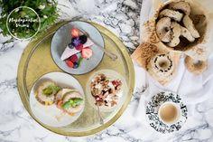 Äitienpäivän hidas aampala ❤ Bagel, Hummus, Ethnic Recipes, Blog, Blogging