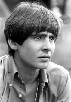 Davy Jones - The Monkees.  I had the biggest crush on him when I was young!
