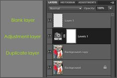 Photoshop and/or Photoshop Elements layers - what they are and how to use them. via @amandapadgett