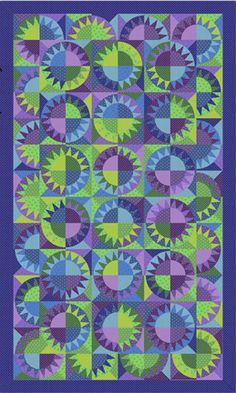Free Quilt Patterns for Table Runners & Decor - Page 1