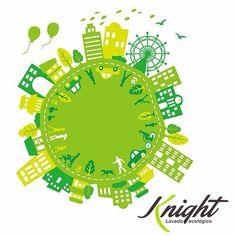 Imagina calles sin ruidos de motores, sin emisiones de CO2 o de NOx, una ciudad donde se vive mejor. En #Knight queremos ayudarte a cumplir ese sueño, ¡nuestros productos son 100% ecológicos! #LavaCarros  #CulturaVerde