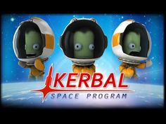 KSP aka Kerbal space program fails/crasher compilation