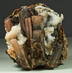 Agate Psuedomorph after Aragonite - Coyamito Norte, Chihuahua, Mexico