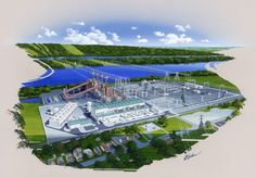 Panda Power Funds will make one of the largest coal to natural gas plant conversions in the US, capable of producing more power with less emissions.  http://naturalgasnow.org/largest-coal-to-natural-gas-plant-conversion-in-us-happening-in-pa/