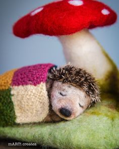 #fiberart #textileartist #feltcrafts Hand Knit Blanket, Knitted Blankets, Textile Artists, Felt Crafts, Needle Felting, Fiber Art, Wool Felt, Decorative Items, Hand Knitting