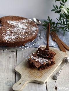 gâteau au chocolat sans beurre - Blog de Châtaigne