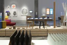 tani_15_Keizo_Kioku Decor Interior Design, Furniture Design, Exhibition Space, Pavilion, Conference Room, Exhibitions, Table, Gallery, Home Decor