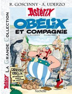 Astérix La Grande Collection - Obélix et Compagnie - nº23 de René Goscinny - juin