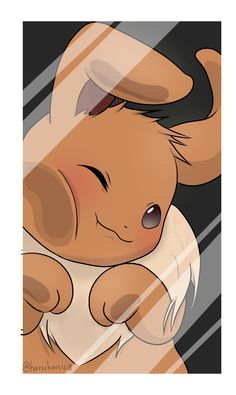 52 new Ideas for wallpaper iphone anime pokemon Eevee Pokemon, Pikachu Pikachu, Charmander, Eevee Wallpaper, Cute Pokemon Wallpaper, Kawaii Wallpaper, Cartoon Wallpaper, Rabbit Wallpaper, Anime Kawaii