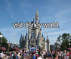 Disney World .