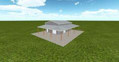 Dream 3D #steel #building #architecture via @themuellerinc http://ift.tt/1ThJdm9 #virtual #construction #design