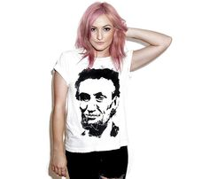 Honestly Abe...I'll buy your shirt if you send the girl with it.