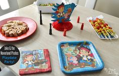 Jake and the Neverland pirate party ideas - from food to activities, we've got you covered!
