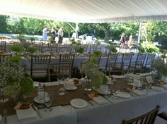 Sue Ann Staff Estate Winery with Feastivities Events & Catering I Do Bbq, Table Set Up, Catering, Table Settings, Ann, Events, Wedding Ideas, Table Decorations, Weddings