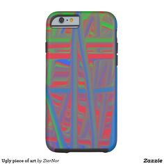 Ugly piece of art tough iPhone 6 case