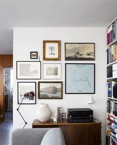 Home Inspiration  Accumulation de cadres (8)