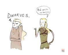 @Sara Eriksson Miller Some of my best friends are dwarves!