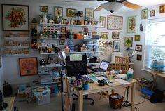 #Craft Room